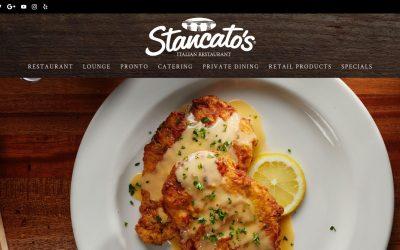 Project: Stancato's Italian Restaurant